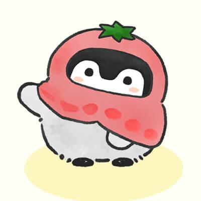 トマトコウペンちゃん