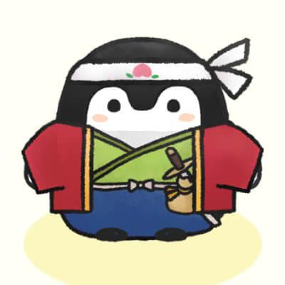 桃太郎コウペンちゃん